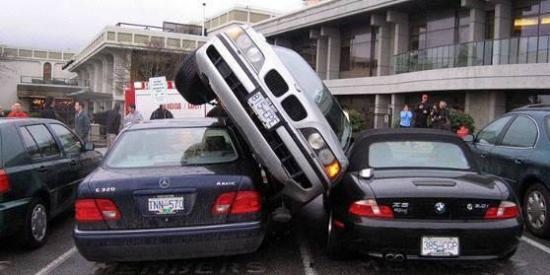 Temu nie przeszkadza, że jest mało miejsc parkingowych