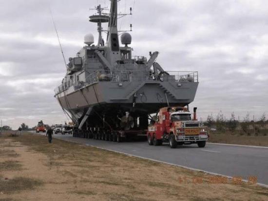 Prawdziwy krążownik szos!