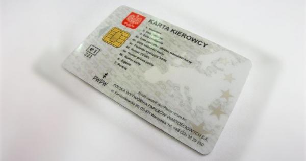 Etransport Pl Karty Kierowcow Z Blednym Certyfikatem