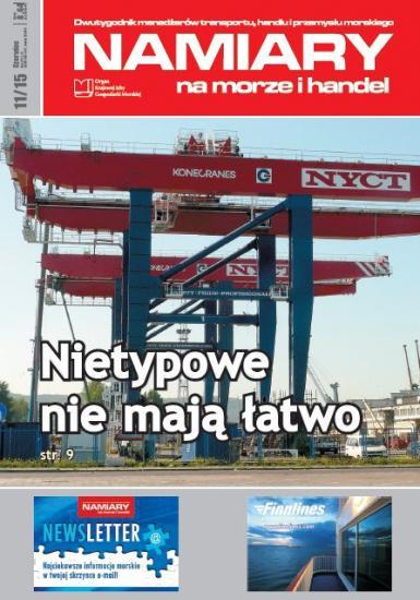Namiary Na Morze I Handel - dwutygodnik - prenumerata kwartalna już od 12,96 zł