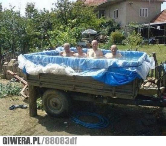 Rosyjskie jakuzzi :-)