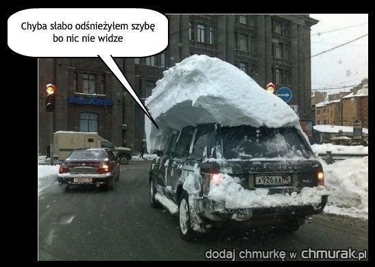Podczas zimy stulecia ... ❄☃