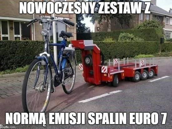 Towar dowieziony w ramach przejażdżki rowerowej 🚲 🛴