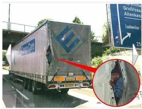 Mobilki, jak dróżka do Calais?