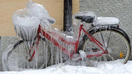 Trochę będzie zimno w tyłek