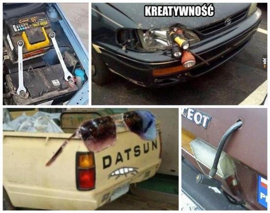 Kreatywność level master