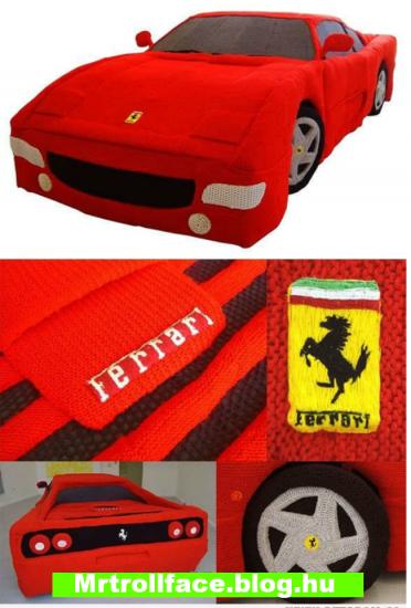 Teraz każdy może mieć swoje zimowe Ferrari