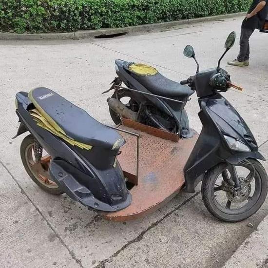 Macie jakiś pomysł na nazwę pojazdu?