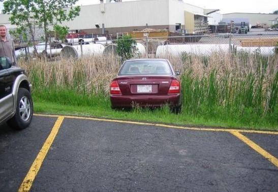 Parking bez ograniczeń