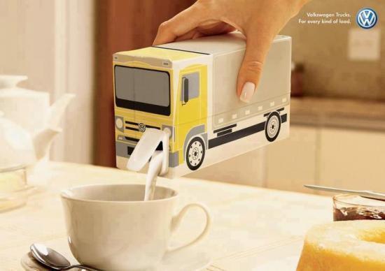 Życzysz sobie mleko do kawy?