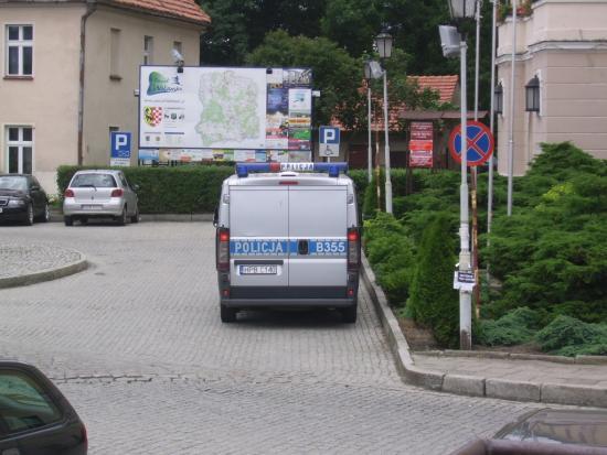 AVE Policja - Przykład idzie z góry